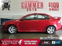 2008 Mitsubishi Lancer SE-HEATED SEATS-SUNROOF
