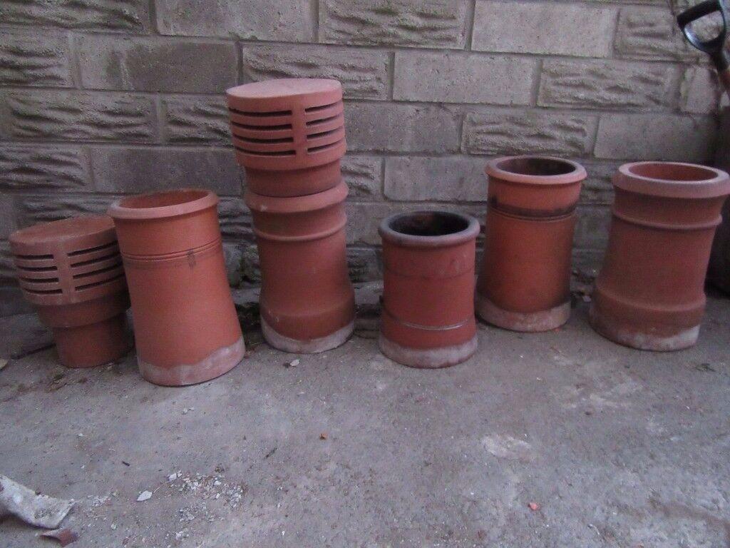 Chimney Pots and Cowls   Skyline Activities Ltd