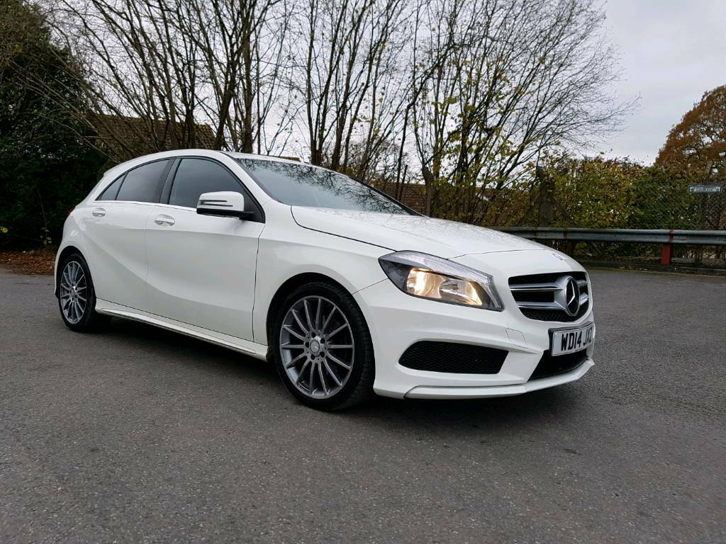Mercedes A180 Amg Line In Torquay Devon Gumtree