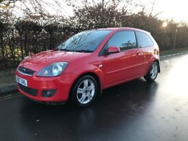 Ford Fiesta 3 door 2007 breaking all parts available