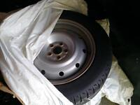 16-inch Winter Tires and Wheels for Subaru 5X100
