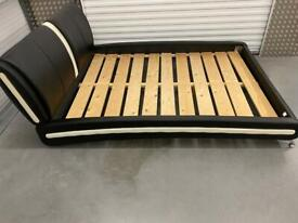 KING SIZE BED FRAME. Free delivery!!!
