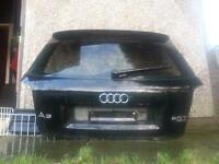 audi a3 tailgate boot 3 door 07 plate