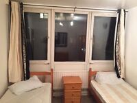 Twin room to rent at Putney