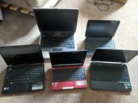 Laptop Job lot Acer HP Compaq Packard Bell