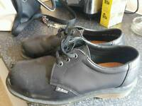 Doc Marten safety shoes size 9