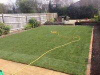 New Lawns, Turfing Specialist, Covering Cornwall & Devon