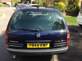 Vauxhall Omega 2.5TD CDX Auto Estate