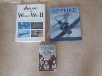 Airccratf World War II, Spitfire the Legend and The Bomber Boys