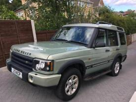 Land Rover Discovery TD5 03 reg