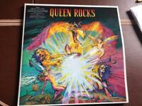 Queen rocks special heavy vinyl rare.