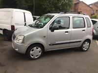 SIZUKI WAGON R 1.3 5 DOOR 1.3 10 MONTH MOT PART EX TO CLEAR £395