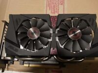 Asus Nvidia Geforce 960 GTX