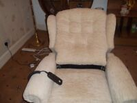 As New Fully Automated Electrical Armchair Belong to my Late Mother
