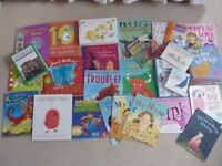 Bundle of Kids books (34) - reading, stories, factual (pre-school to age 7 approx)