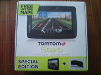 Tom tom sat nav, brand new, tomtom