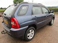 2009 KIA SPORTAGE CRDI XE TURBO DIESEL ### NON RUNNER ### ENGINE NEEDS ATTENTION ###