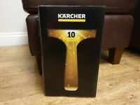 Karcher Window Vac Anniversary edition, comes with all accessories