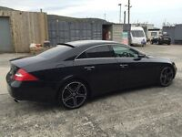 Mercedes CLS Coupe V6 3.2 CDI
