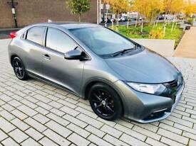 HONDA CIVIC 2.2 I-DTEC ES 5d 148 BHP (grey) 2012