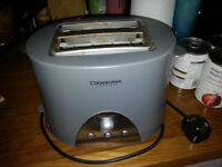 Toaster - Cookworks Signature T347S