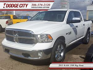 2015 Ram 1500 Big Horn | PST PAID | Crew Cab