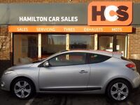 LOW MILES - Renault Megane 1.6 Dynamique - 1 Year MOT, Warranty & AA Cover - Finance available.