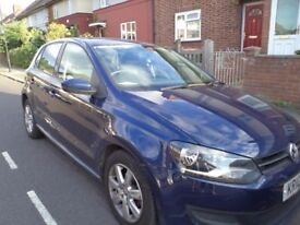 2010 Volkswagen Polo 1,4 Petrol, Automatic, Full VW history