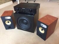 Bowers & Wilkins 685 Studio Monitors Speakers