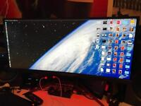 Acer X34 Ultra Wide monitor 4K