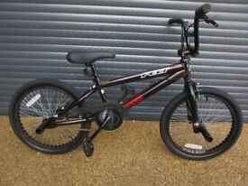 QUALITY FELT HERETIC BMX BIKE IN EXCELLENT ALMOST NEW CONDITION.. (SUIT APPROX. AGE. 7+)..