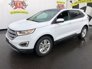2017 Ford Edge SEL, Navigation, Panoramic Sunroof, AWD