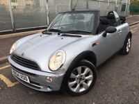 MINI ONE 1.6 CONVERTIBLE = £1790 ONLY =