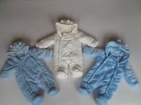 Baby Winter Body Suits
