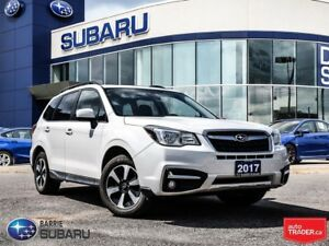 2017 Subaru Forester 2.5i Touring 6sp