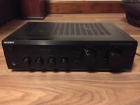 SONY TA-FE230 Stereo Amplifier 2x 55w