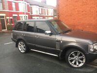 Range Rover vogue 3 litre diesel auto very good condition,