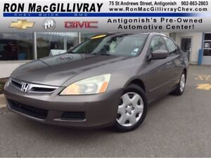 2007 Honda Accord DX-G..Sedan..PWLM..Manual..AC..4 Cyl