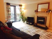 One bed furnished flat at Dolphin House, Sutton Wharf