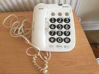 Big button BT phone