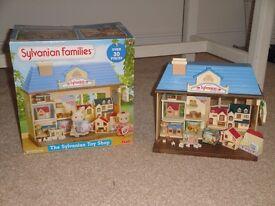 SYLVANIAN FAMILIES - The Sylvanian Toy Shop