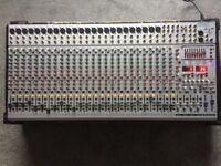Behringer SL3242 FX Pro Eurodesk mixing desk