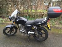 Keeway Speed 125 Motorcyle. 2012. 11 Months MOT. Good Condition. Good Runner. Lots Of Extras