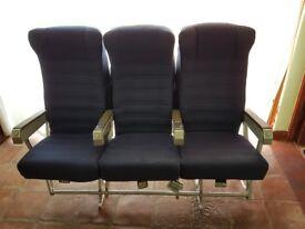 SET OF 3 SEATS Ideal for caravan or van conversion