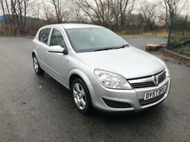 57 REG VAUXHALL ASTRA 1.6 i 16V CLUB 5DR-2 KEYS-12 MONTHS MOT-LOOKS AND DRIVES GREAT