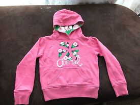 Animal girls hoodies