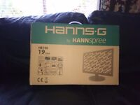 "New HANNS. G 18.5"" PC Monitor"
