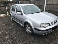 VW GOLF 1.9 DIESEL REPARE OR SPARE £345 ???? NO TIME WASTERS PLEASE