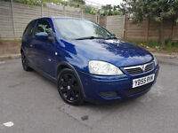 Vauxhall Corsa 1.2, 2005 Very Low Mileage, long MOT frist to see you will buy very nice car