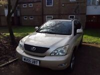 Lexus rs 300 h hybird for sale,immaculate contition,relatant sale,looking for 7 seater import px.